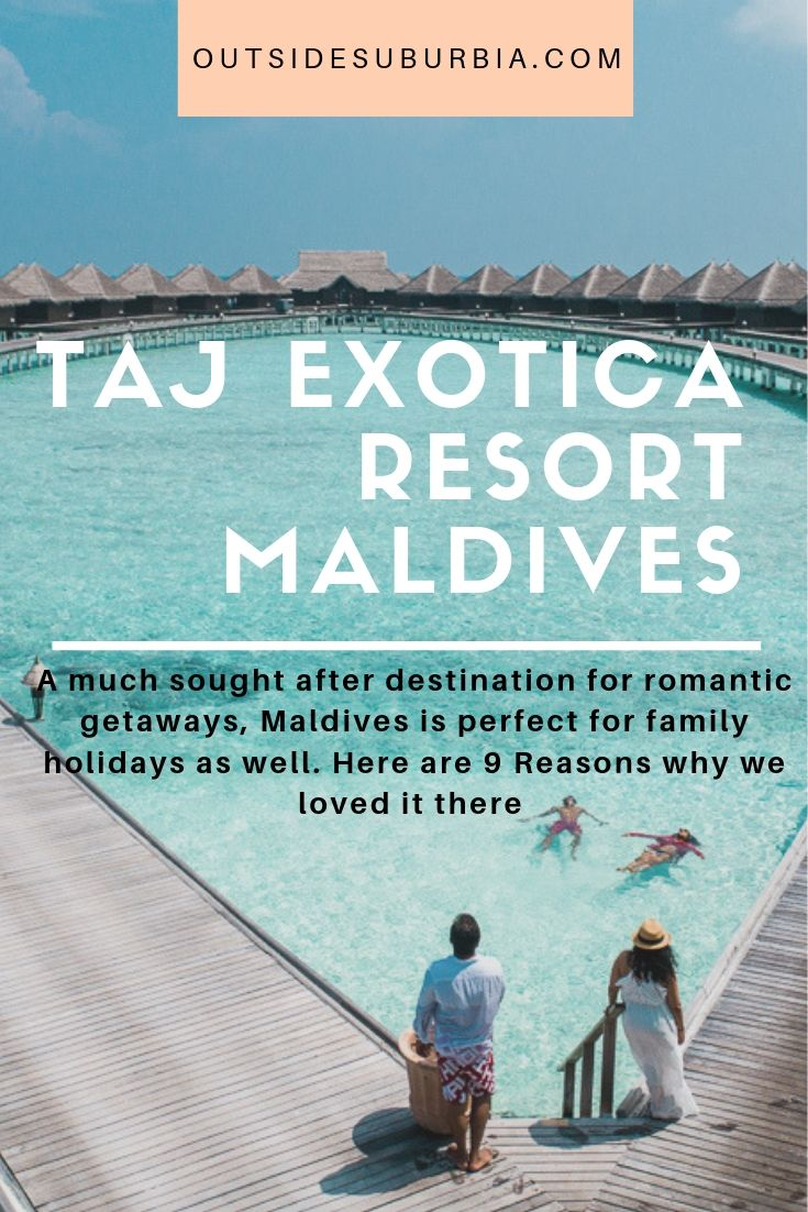 A much sought after destination for romantic getaways, Maldives is perfect for family holidays as well. Here are 9 Reasons why we loved it there