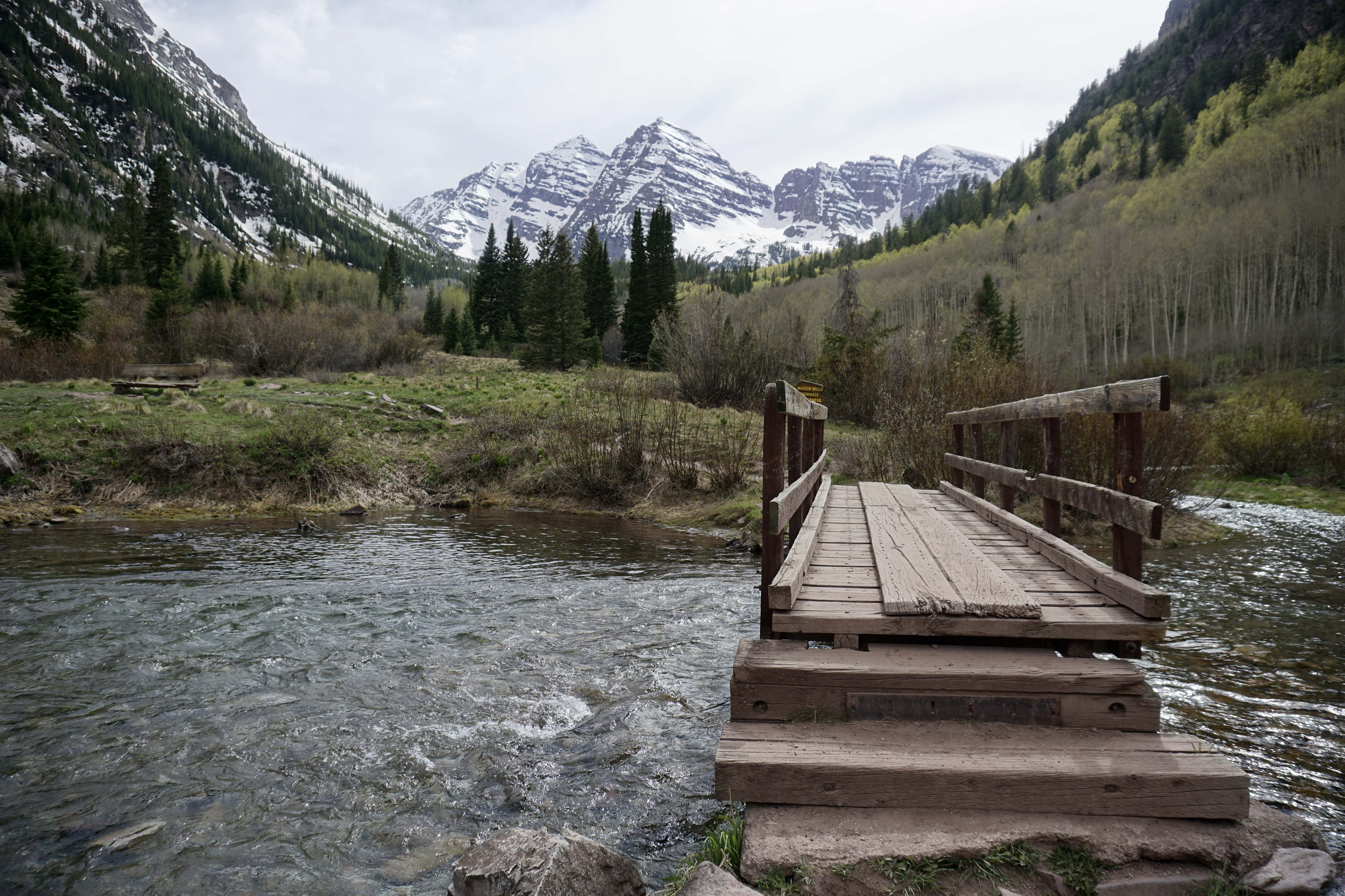 Short and Easy Hikes in Maroon Bells, Colorado • Outside
