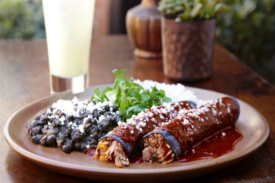Best International Restaurants in Dallas : Meso Maya