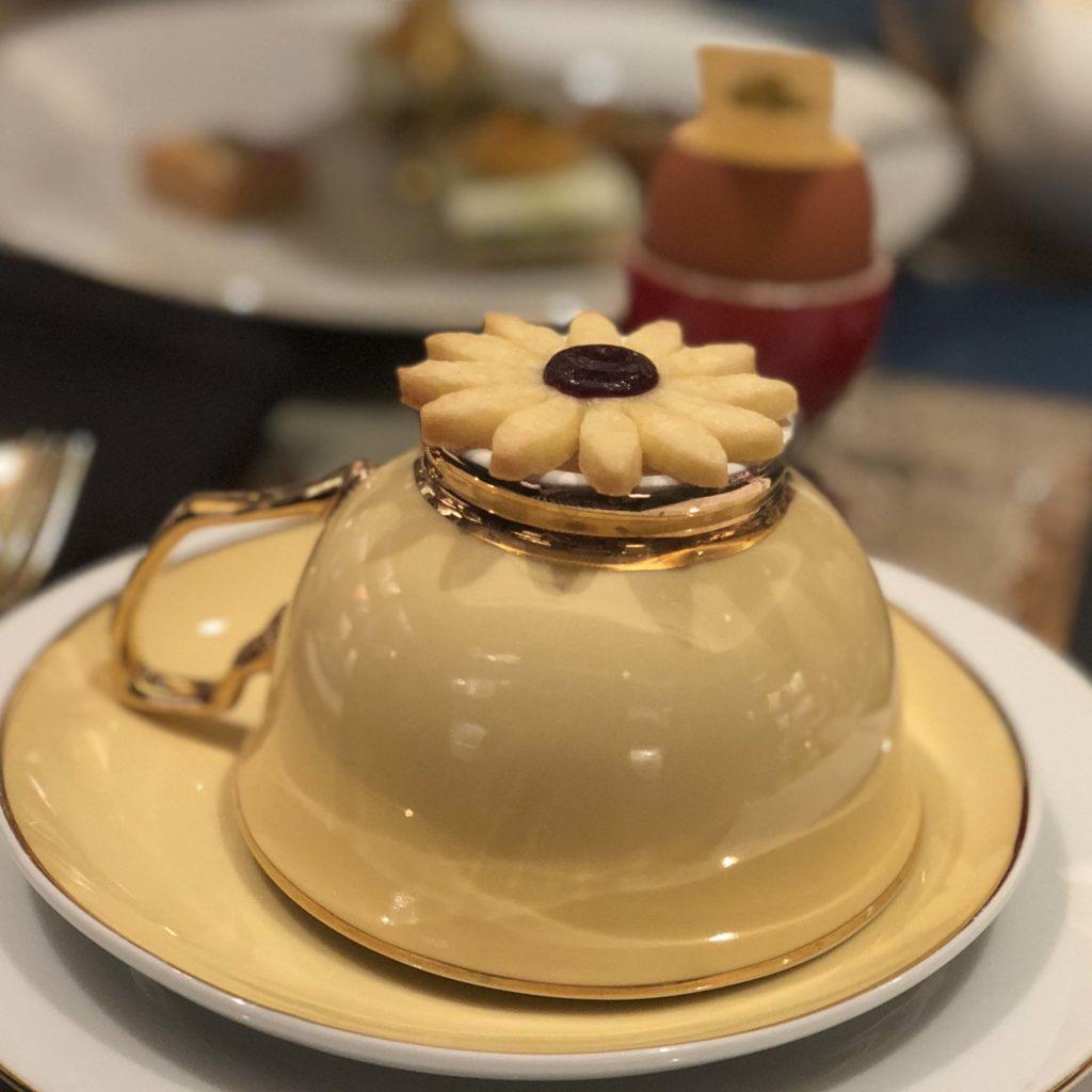 Tea at Tashen at Joule