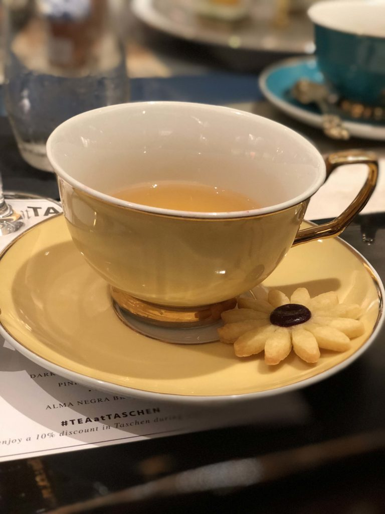 Tea at Taschen at Joule - Photo by Outside Suburbia
