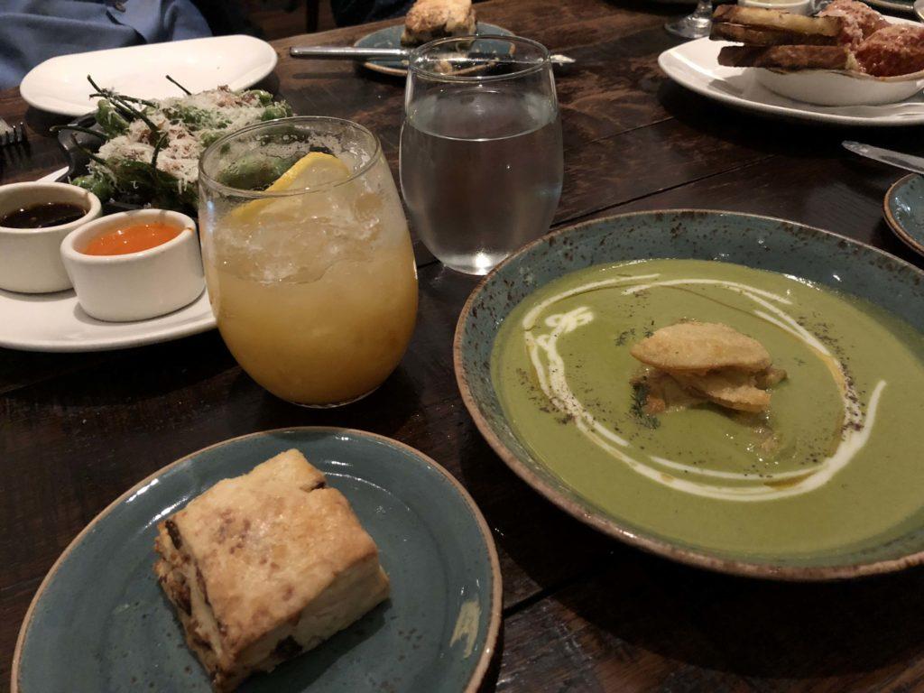 Best International Restaurants Dallas : Go to Gemma Dallas for Wine Country vibes