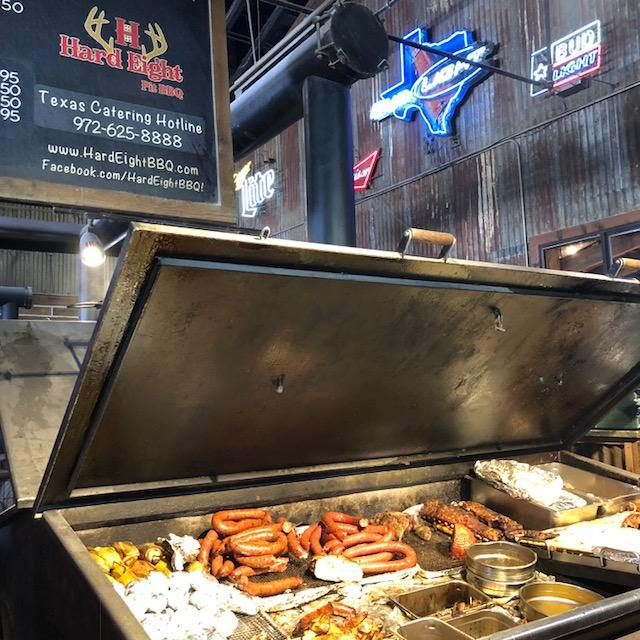 Hard Eight BBQ, Colony, Photo by Outside Suburbia