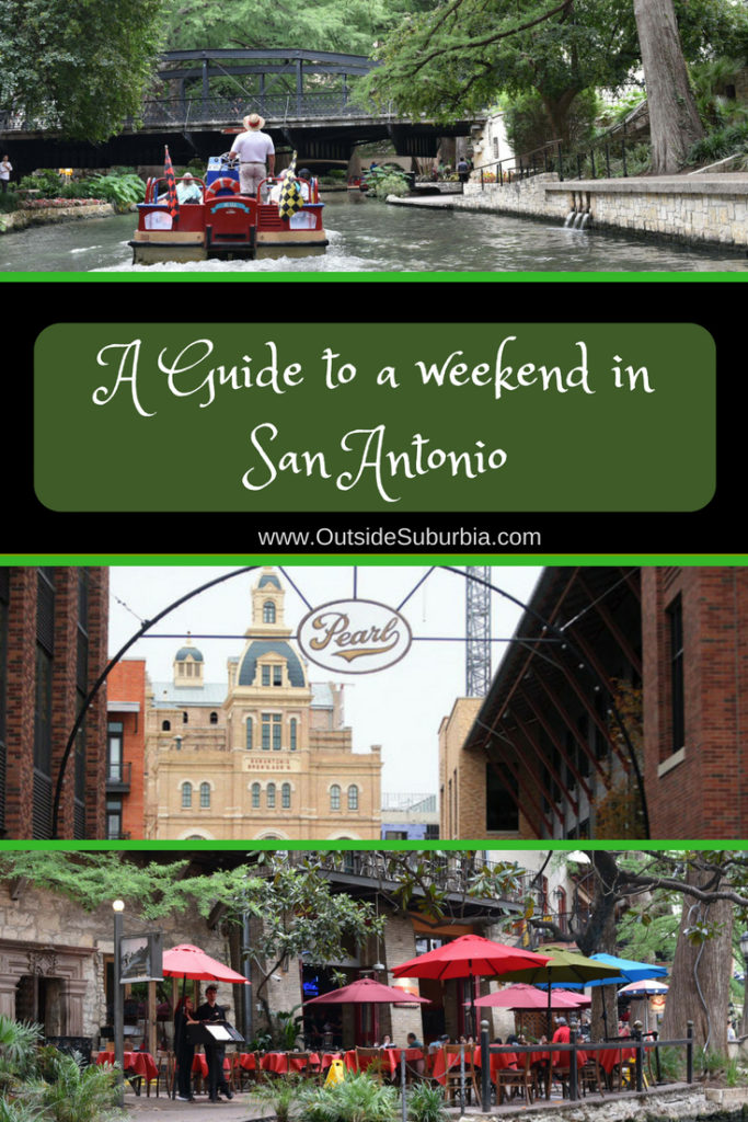 A Weekend guide to San Antonio, Texas