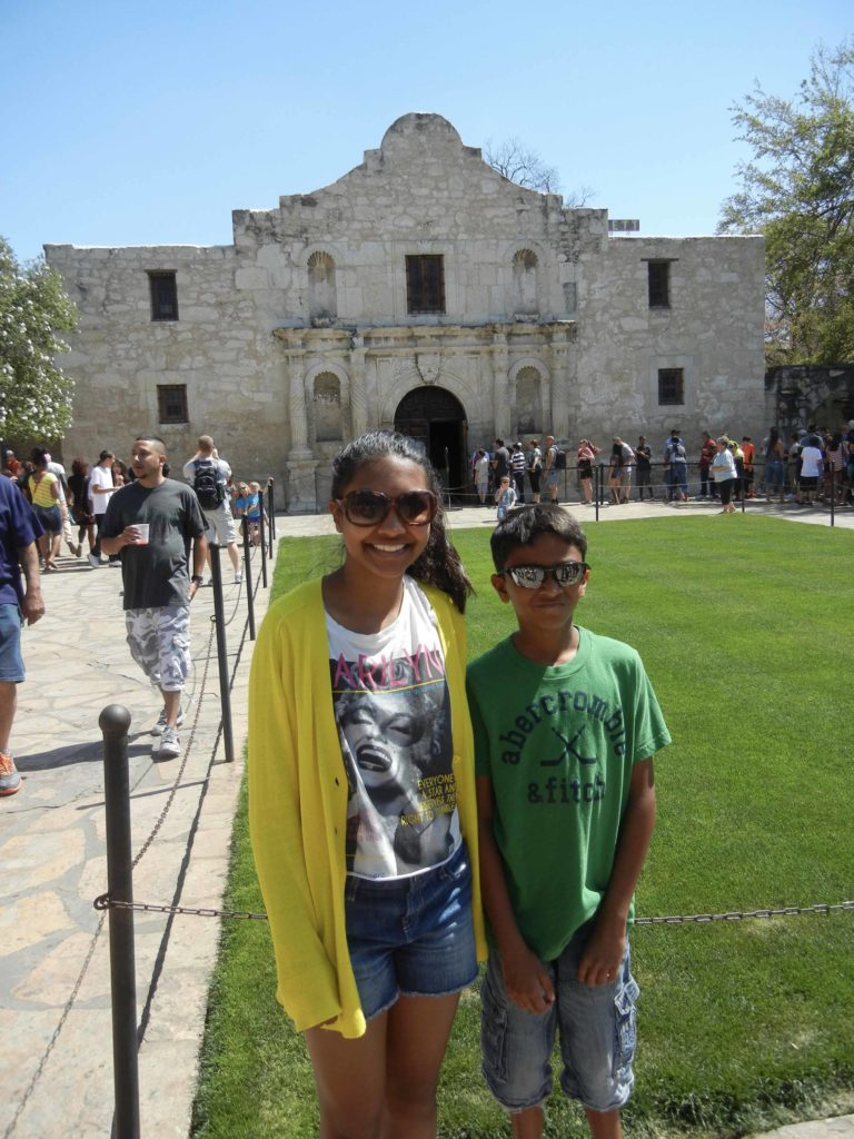 The Alamo : A Weekend in #SanAntonio
