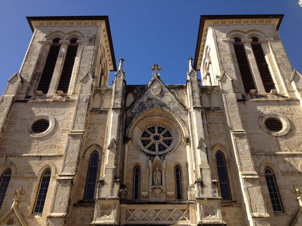 San Fernando Cathedral : A weekend in San Antonio