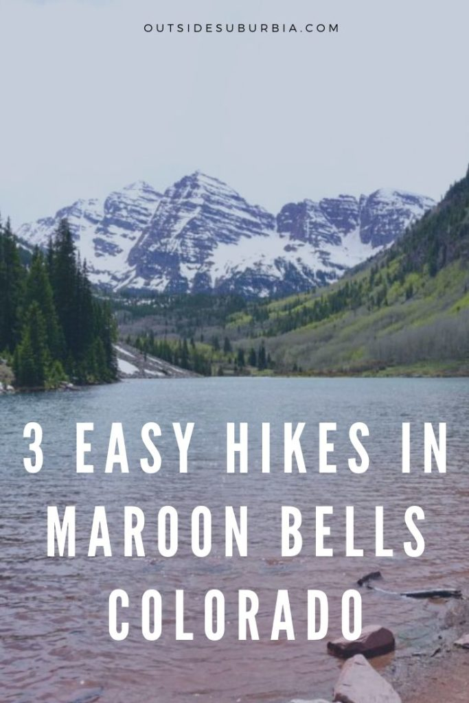 Short and Easy Hikes in Maroon Bells, Colorado | Outside Suburbia