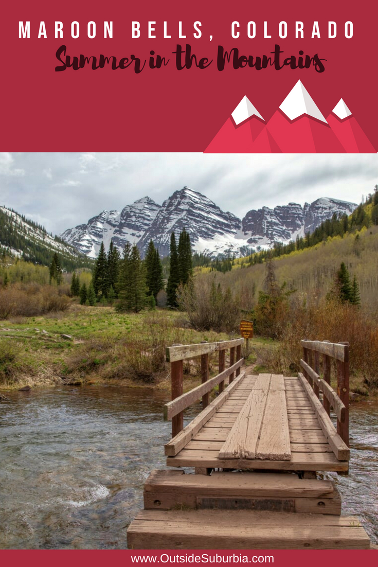 Summer in the Rocky Mountains #MaroonBells