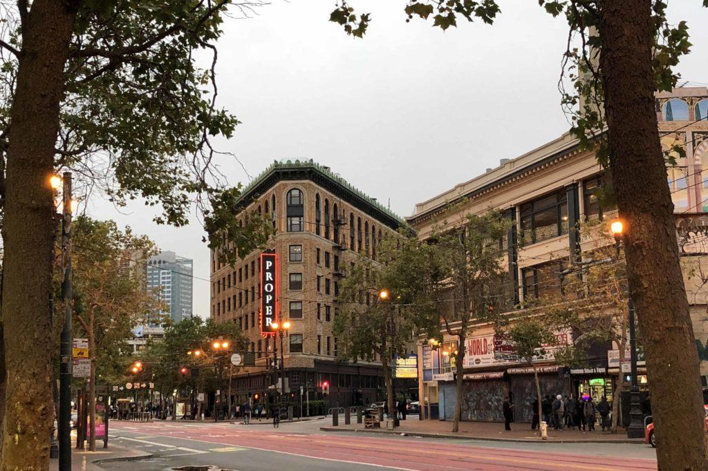 Proper Hotel San Francisco