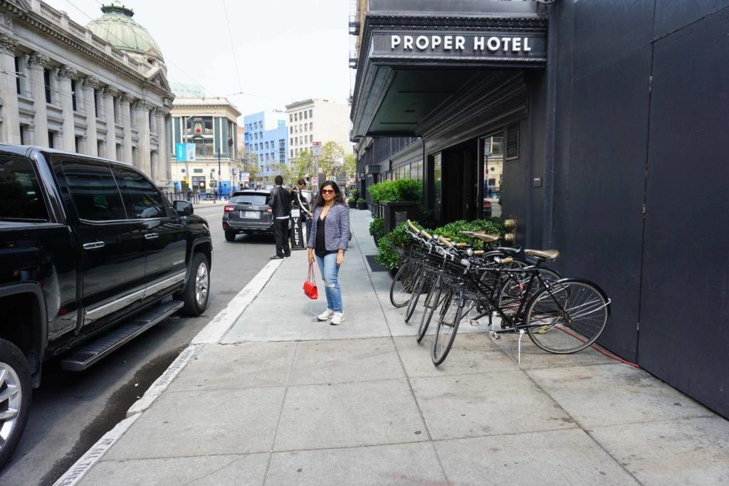 Proper Hotel San Francisco - Photo by Outside Suburbia