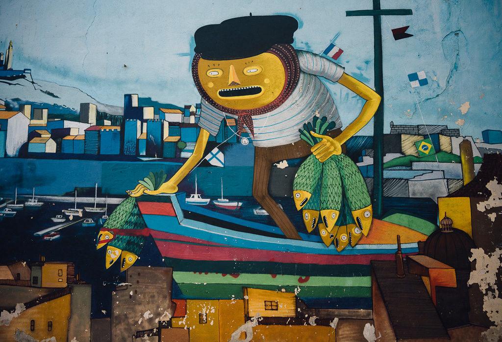 StreetArt-Marseille-MuralLePanier