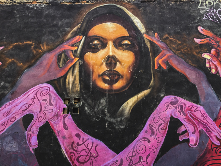 Street Art and Murals in Romania | Outside Suburbia