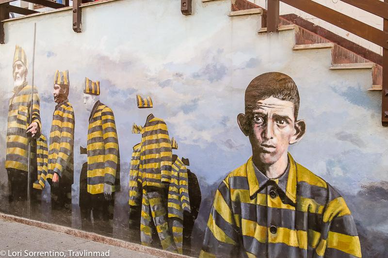 Street Art Ushuaia #Ushuaia #StreetArt