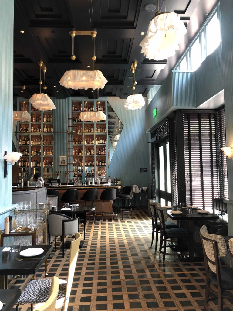 Villon : A beautiful place to eat in San Francisco - OutsideSuburbia.com