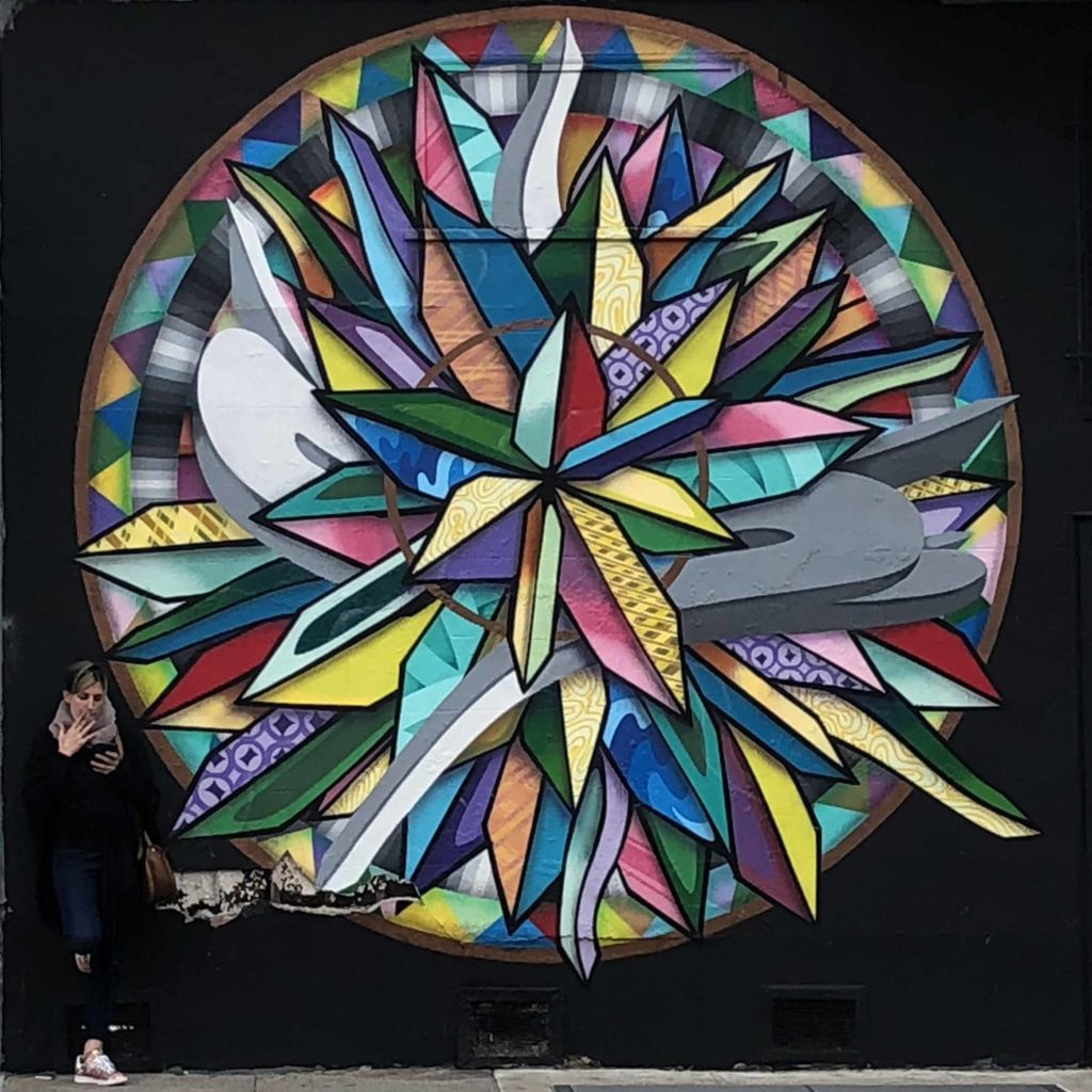 Best Street Art in San Francisco | Photo by OutsideSuburbia