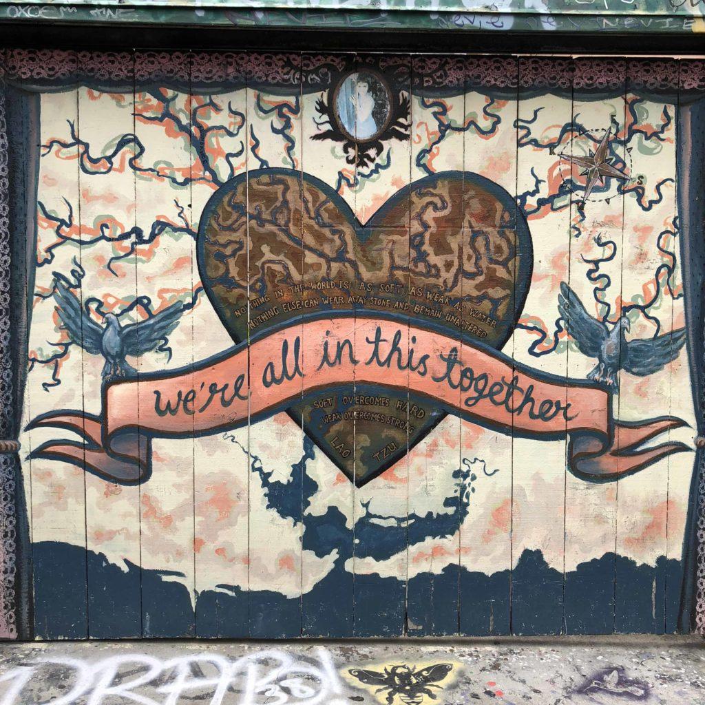 Best Street Art Murals San Francisco: | OutsideSuburbia