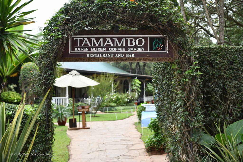 Tamombo Nairobi, Kenya