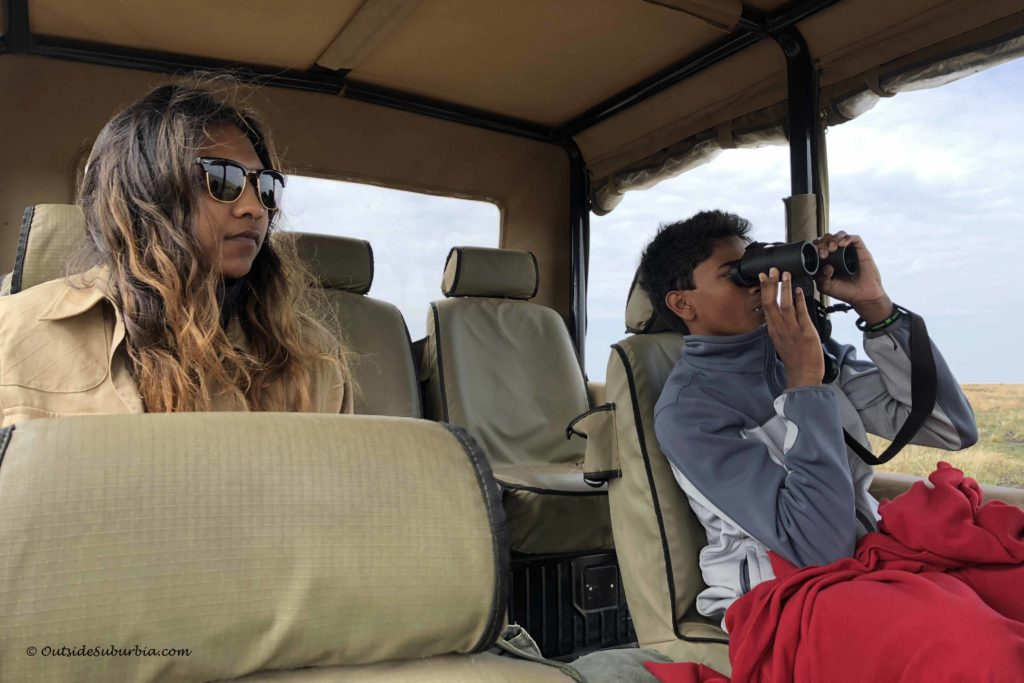 What to pack for a Family Safari #PackingTips for a Safari