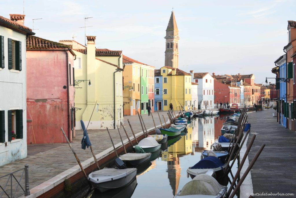 Burano - Photo by OutsideSuburbia.com