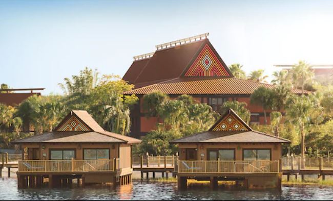 Disney's Polynesian Villas & Bungalows Resort in Orlando