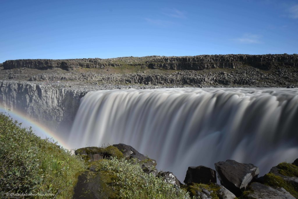 Dettifoss, Europe's most powerful waterfall | North Iceland | Outside Suburbia