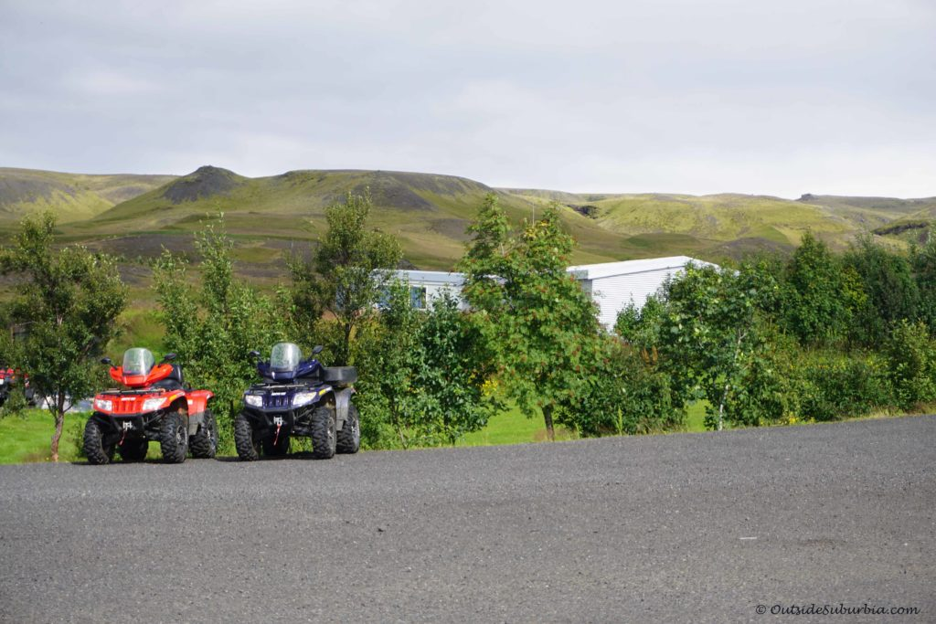 Snowmobile tour on Mýrdalsjökull glacier with Arcanum in Iceland