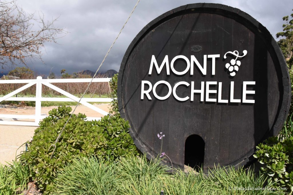 Mont Rochelle, Franschhoek, South Africa Photo by Priya Vin at Outside Suburbia