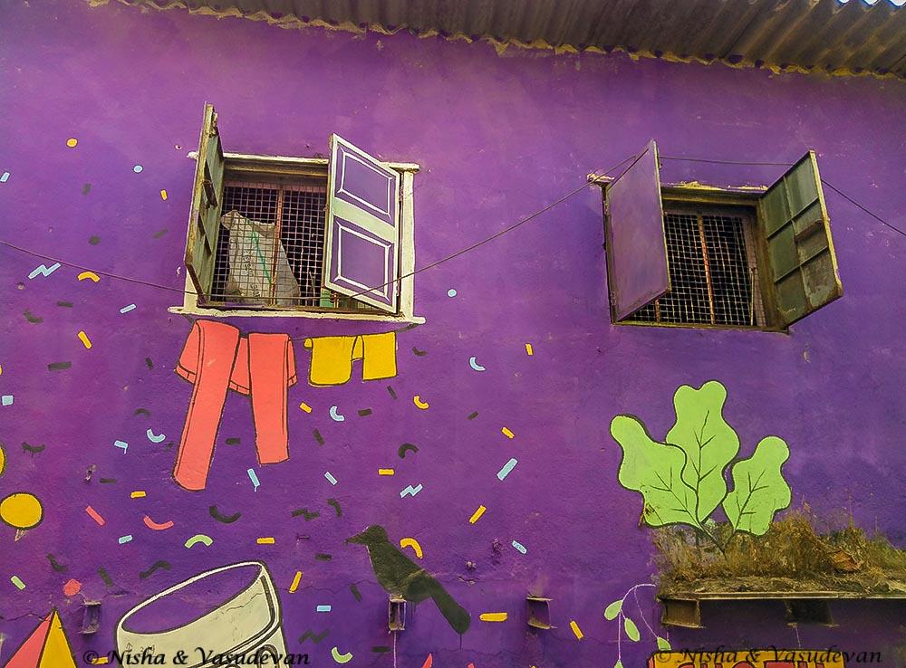 Mumbai Mural