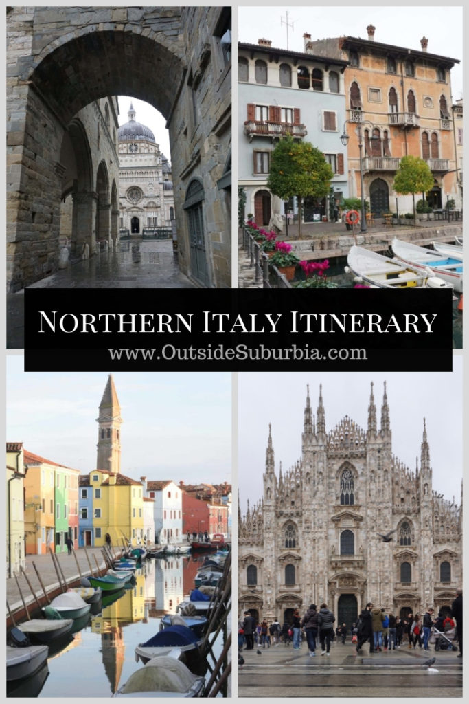 Why Northern Italy in November is a great idea | Outside Suburbia