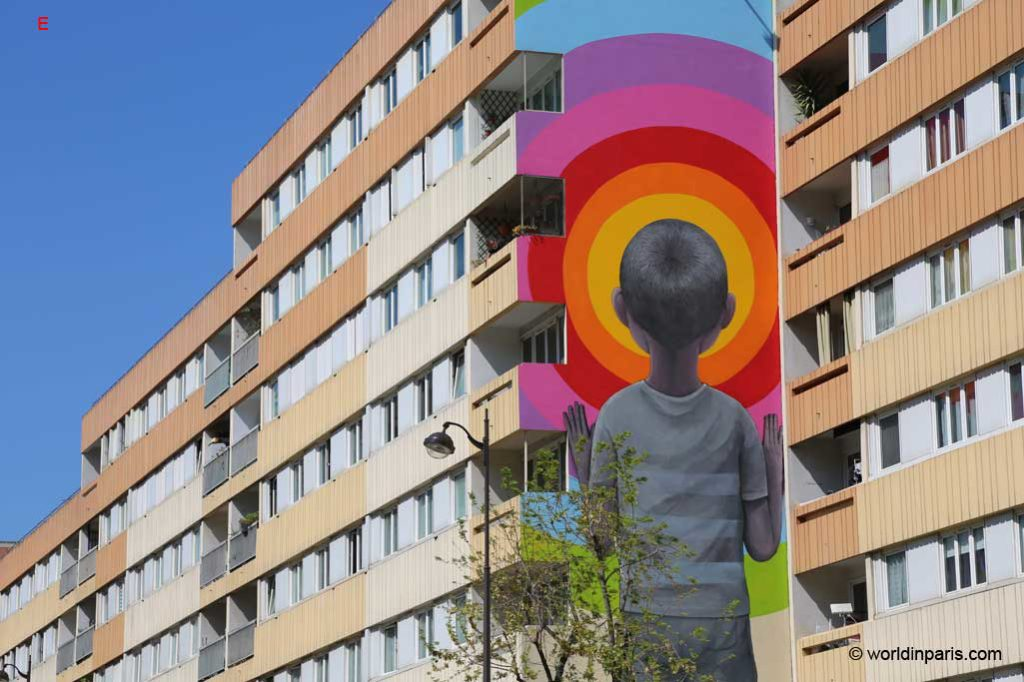 Paris Street Art and murals | Outside Suburbia