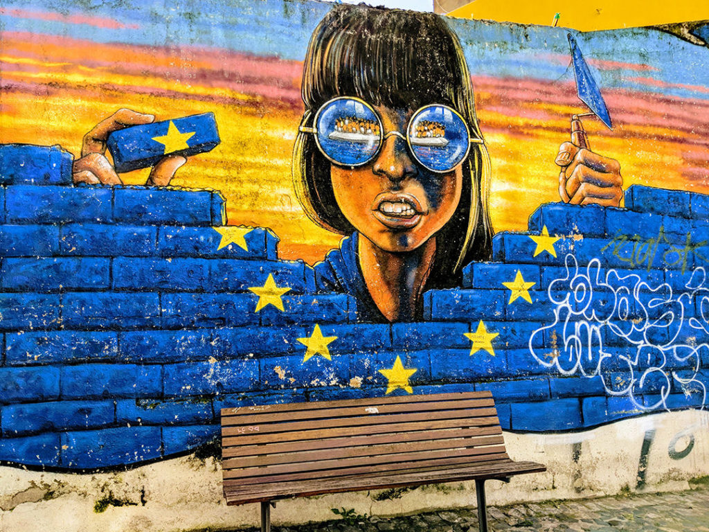 Street Art Lisbon, Portugal