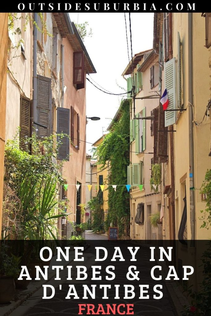 Best things to do in Antibes & Cap d'Antibes | Outside Suburbia