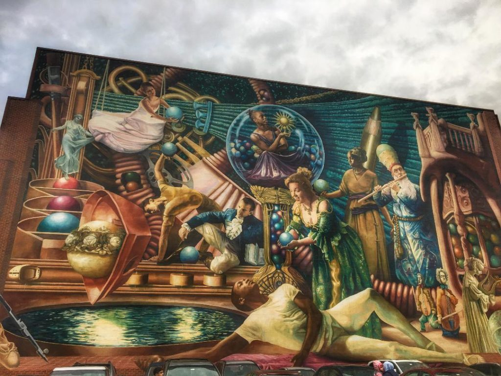 Murals in Philly | Outside Suburbia