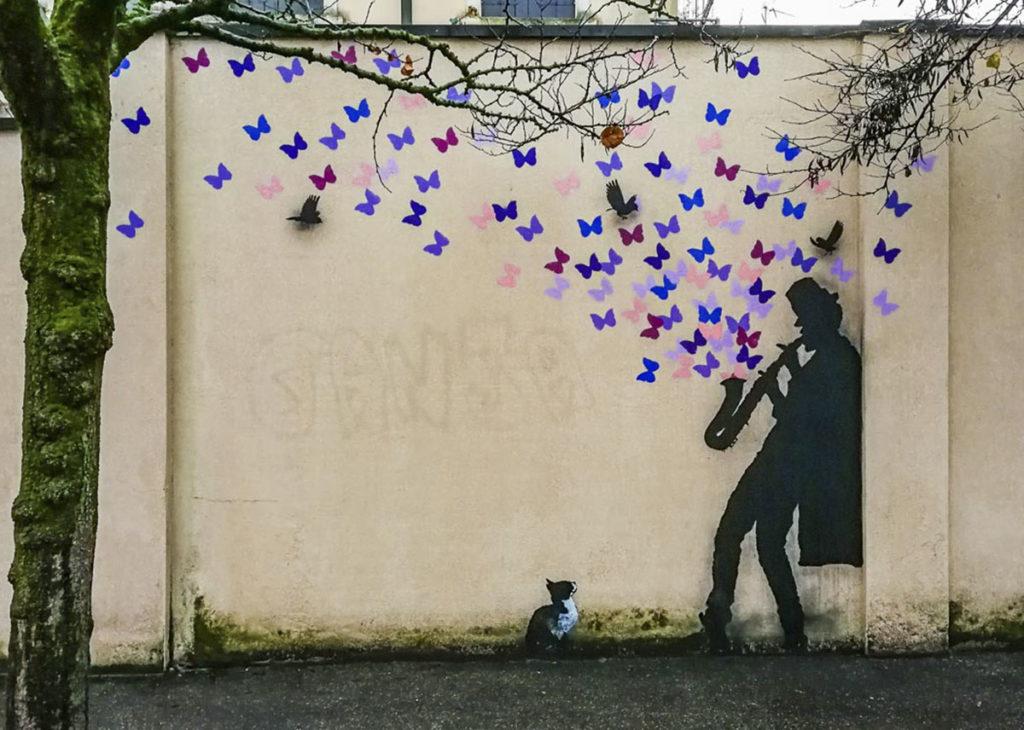 street art padua, Italy