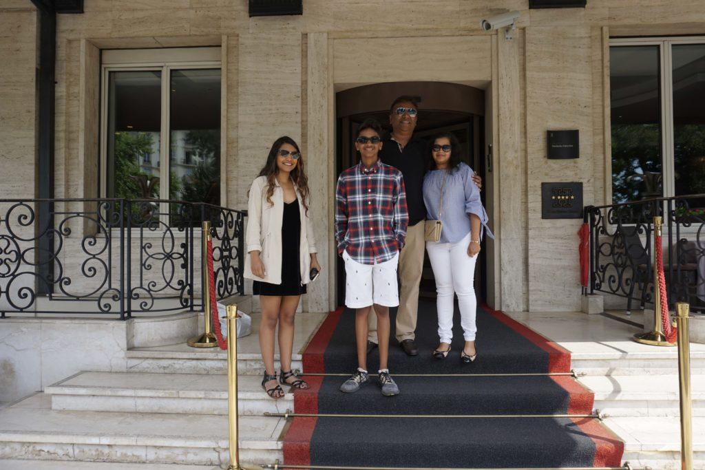 Hotel Le Richemond Geneva review