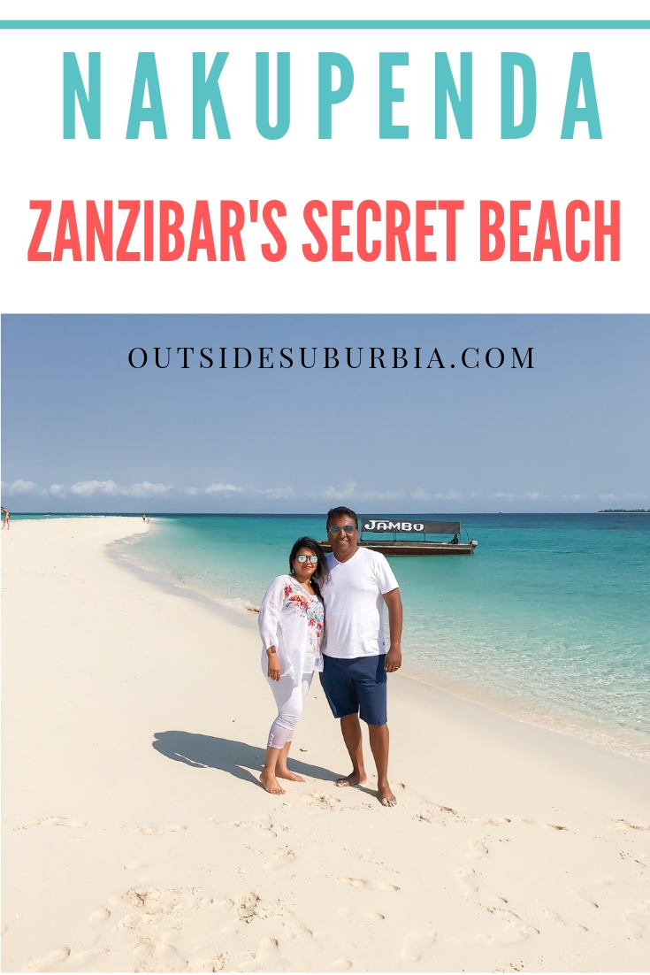Stroll through Stone Town's labyrinth of winding alleys, bustling markets, mosques and explore this Spice island located on the Indian Ocean. Do you know there is a secret beach in Zanzibar? Things to do in Zanzibar #OutsideSuburbia #Zanzibar #ParkHyatt #ThingstodoInZanzibar #SecretBeachZanzibar #ZanzibarSandbank