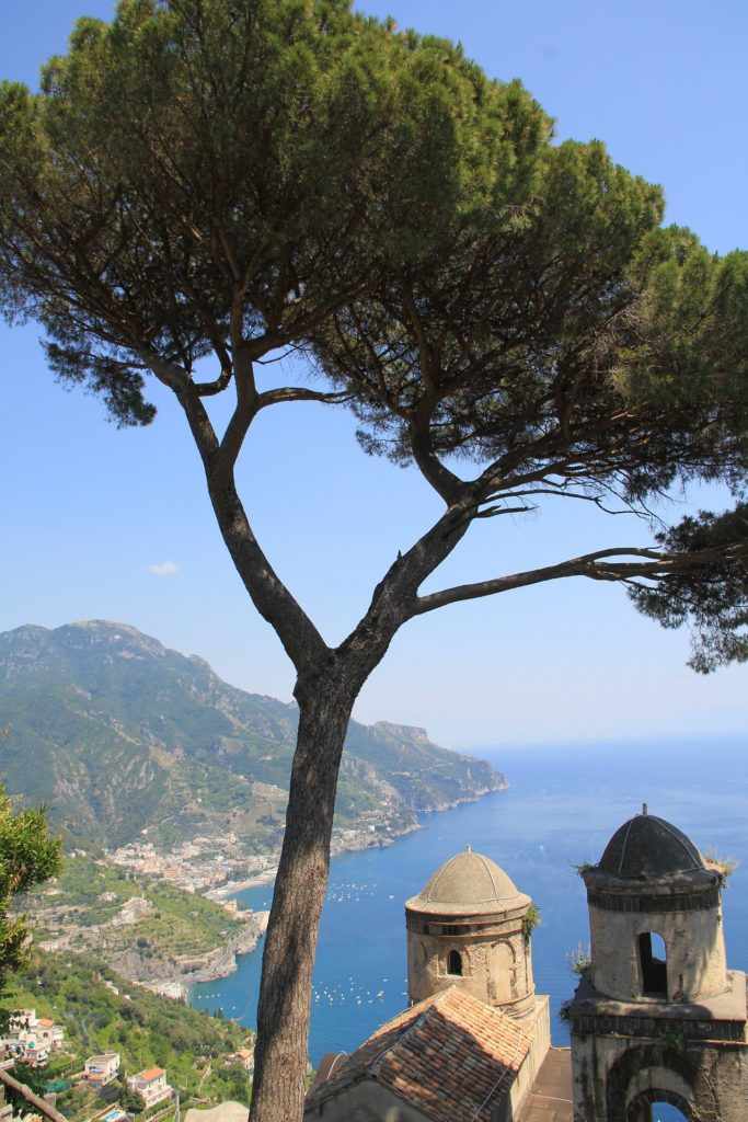 Ravello, one of the gorgeous towns on the Amalfi Coast - Outside Suburbia