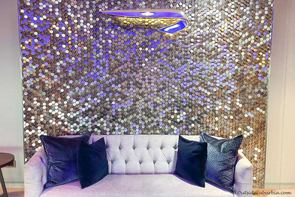 Lounge Access at London Heathrow airport - outsidesuburbia.com