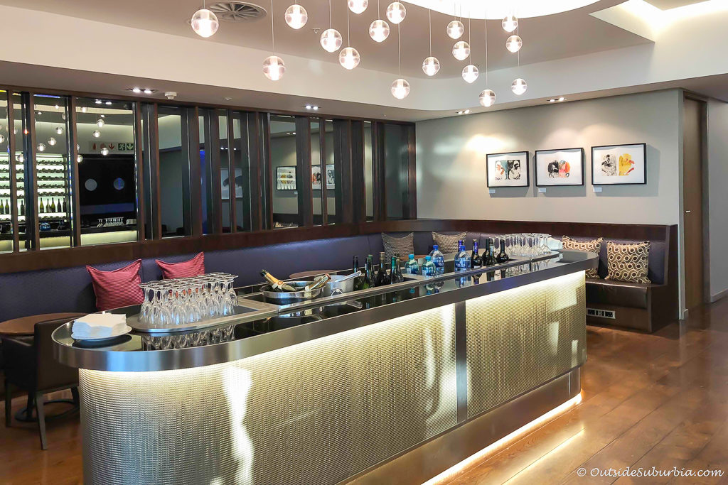 British Airways Lounge Access at London Heathrow airport - outsidesuburbia.com