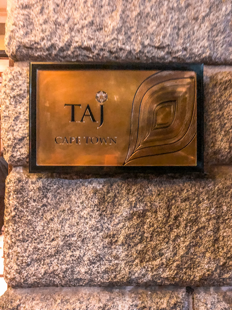 Best View of Table Mountain and Tajness at Taj Cape Town, A Review by Outside Suburbia