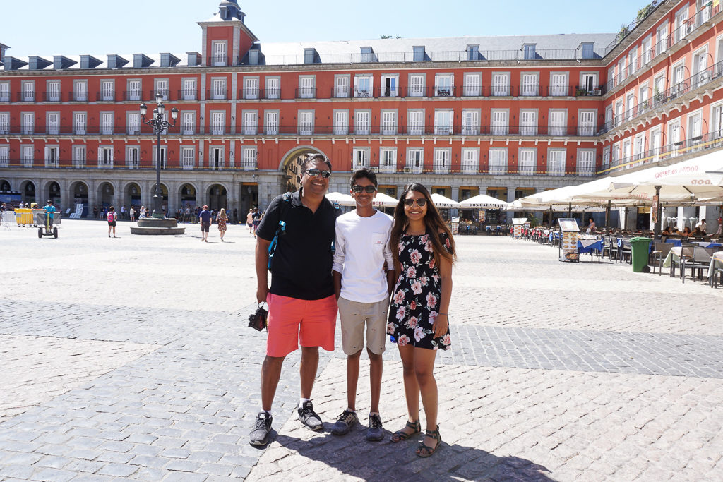 Plaza Mayor - Photo by OutsideSuburbia