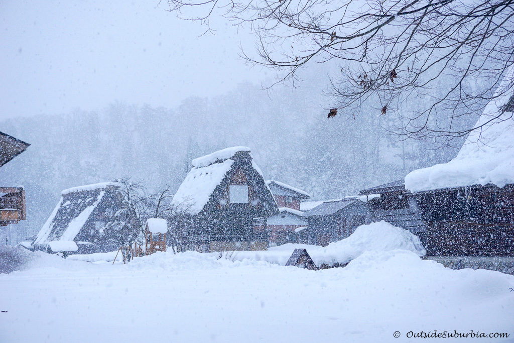 Photos from Snow day in Shirakawa Go, Japan - Photo by OutsideSuburbia.com