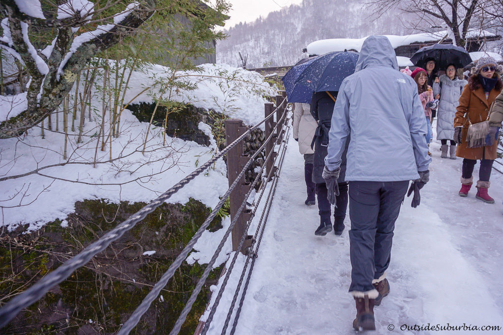 Photos from Snow day in Shirakawa Go, Japan - OutsideSuburbia.com