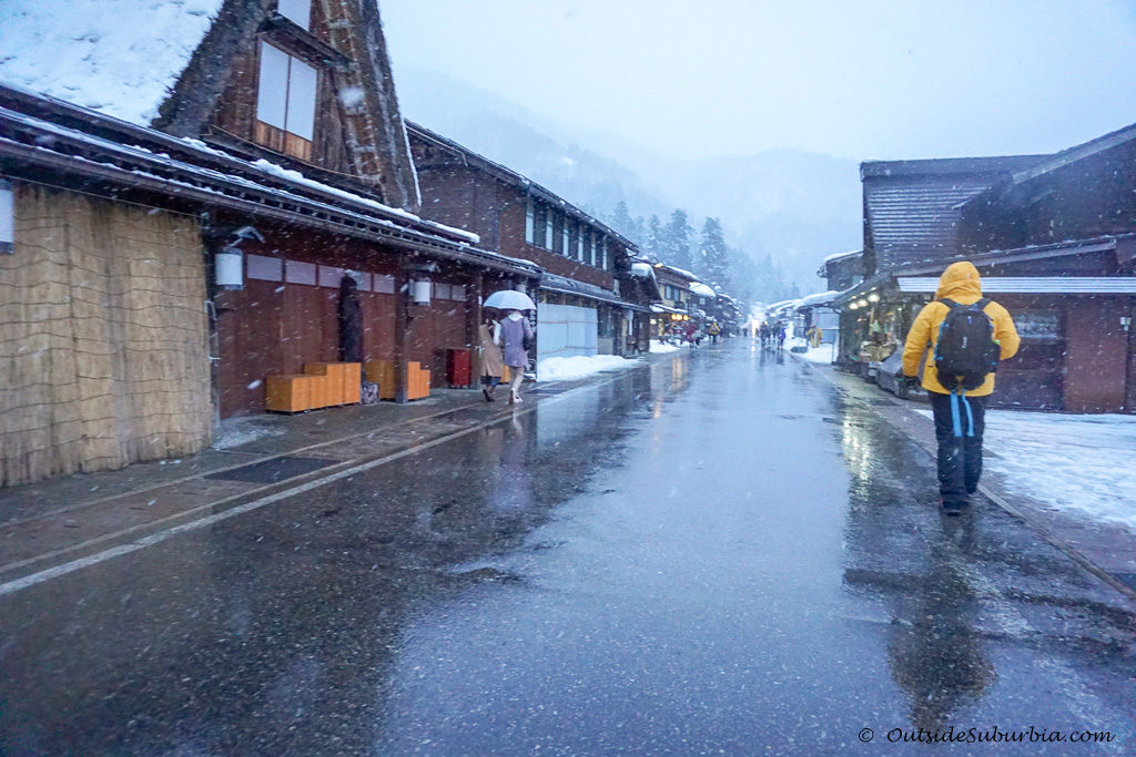 Shirakawa-go, Japan Photo by OutsideSuburbia