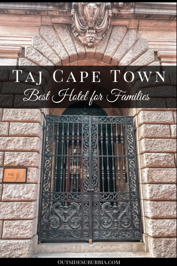 TBest View of Table Mountain and Tajness at Taj Cape Town, A Review | Outside Suburbia