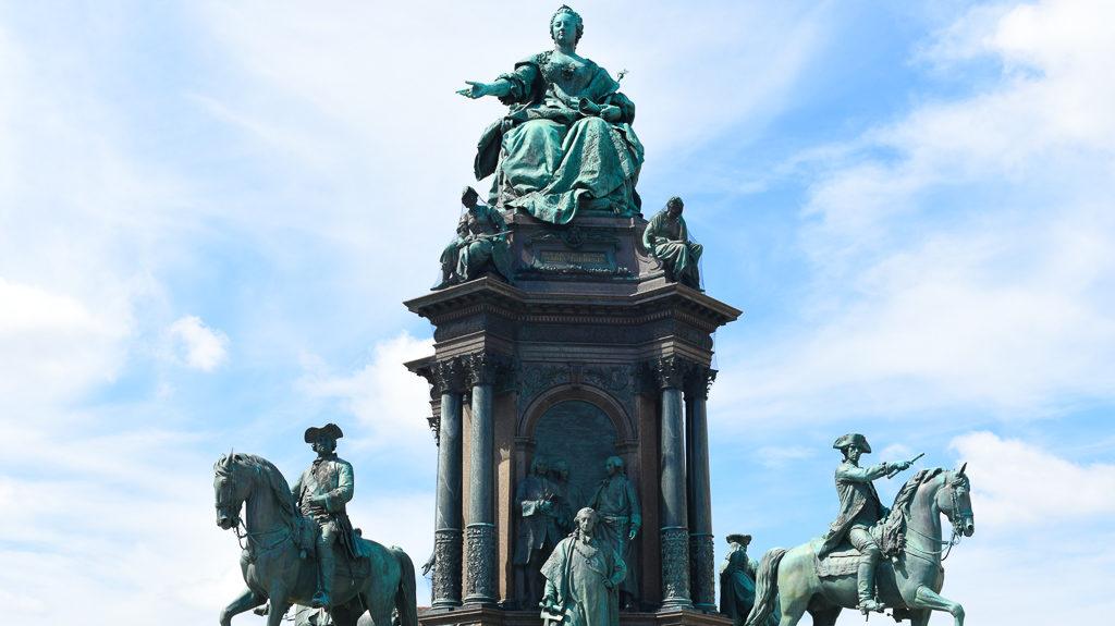 Maria-Theresien Platz, Vienna