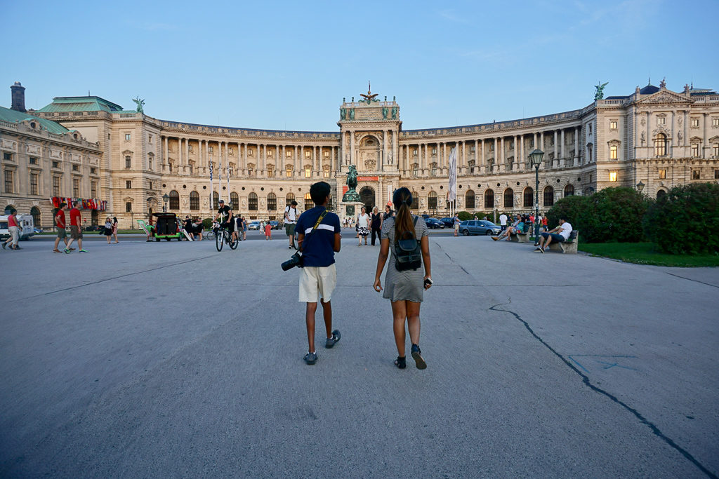 Vienna Museums - Things to do in Vienna with kids - Photo by Outside Suburbia