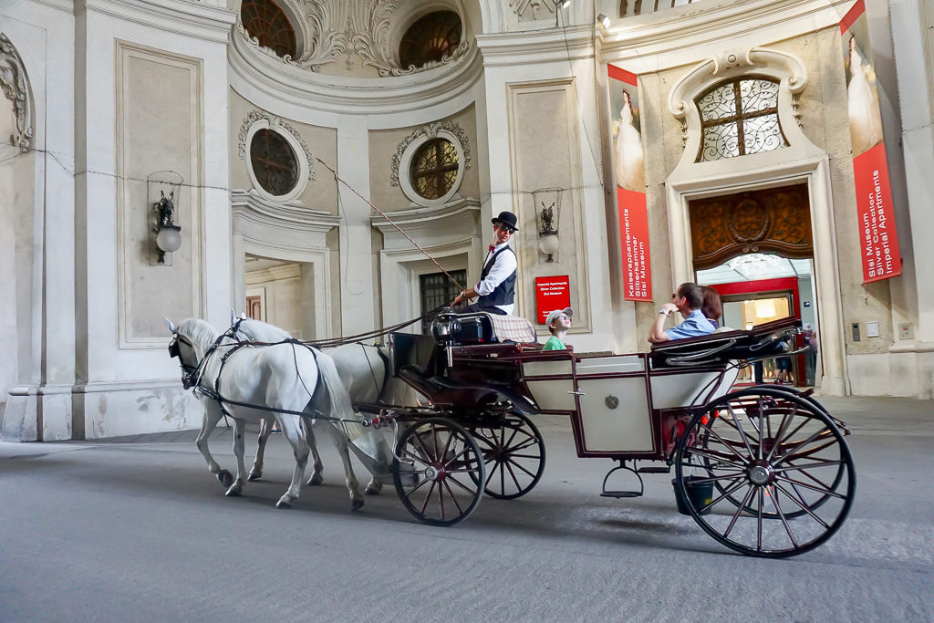 Sisi Museum, Best Things to do in Vienna with kids - Photo by Outside Suburbia
