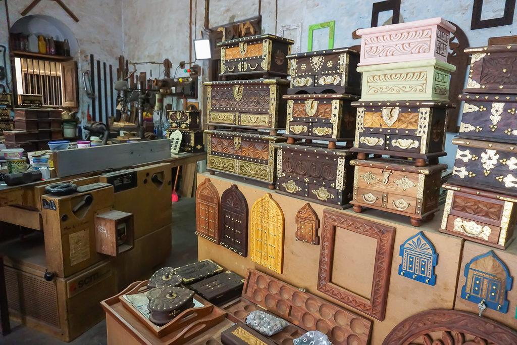 Zanzibar souvenirs