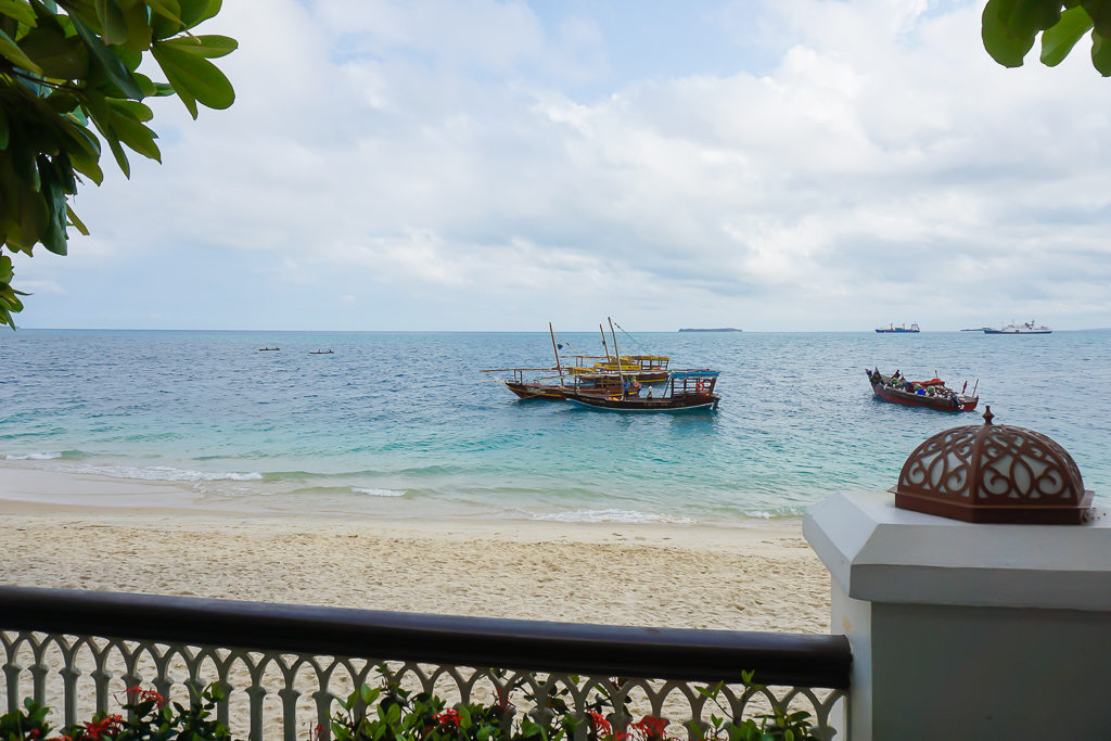 A review of Park Hyatt Zanzibar by Outside Suburbia